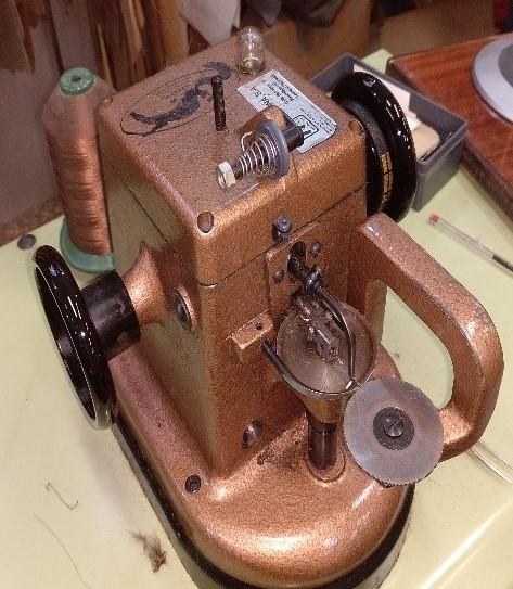 Máquina de peletería